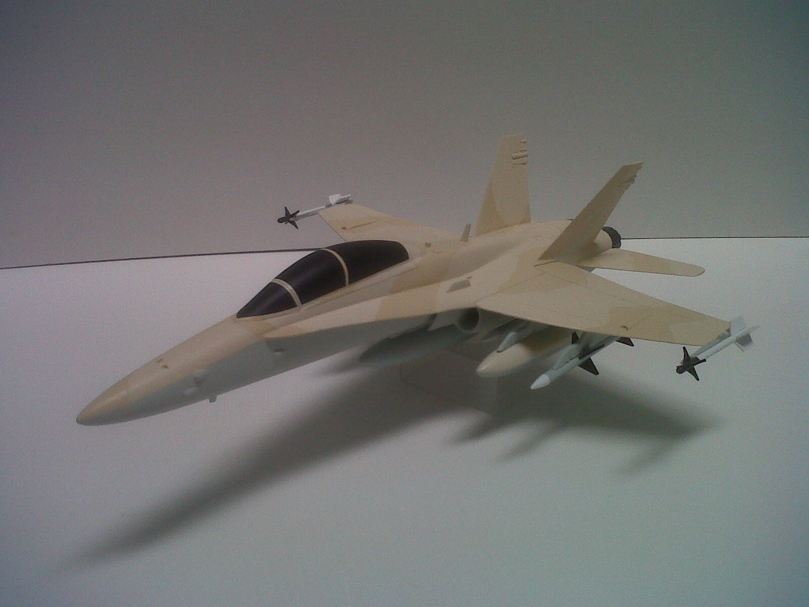 Scale Models - Aviation - Aircraft - F18 Jet Fighter