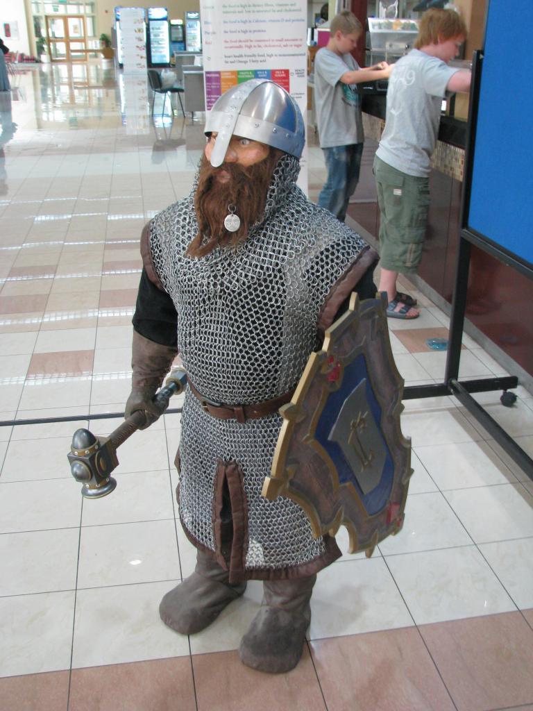 Figures - Dwarve