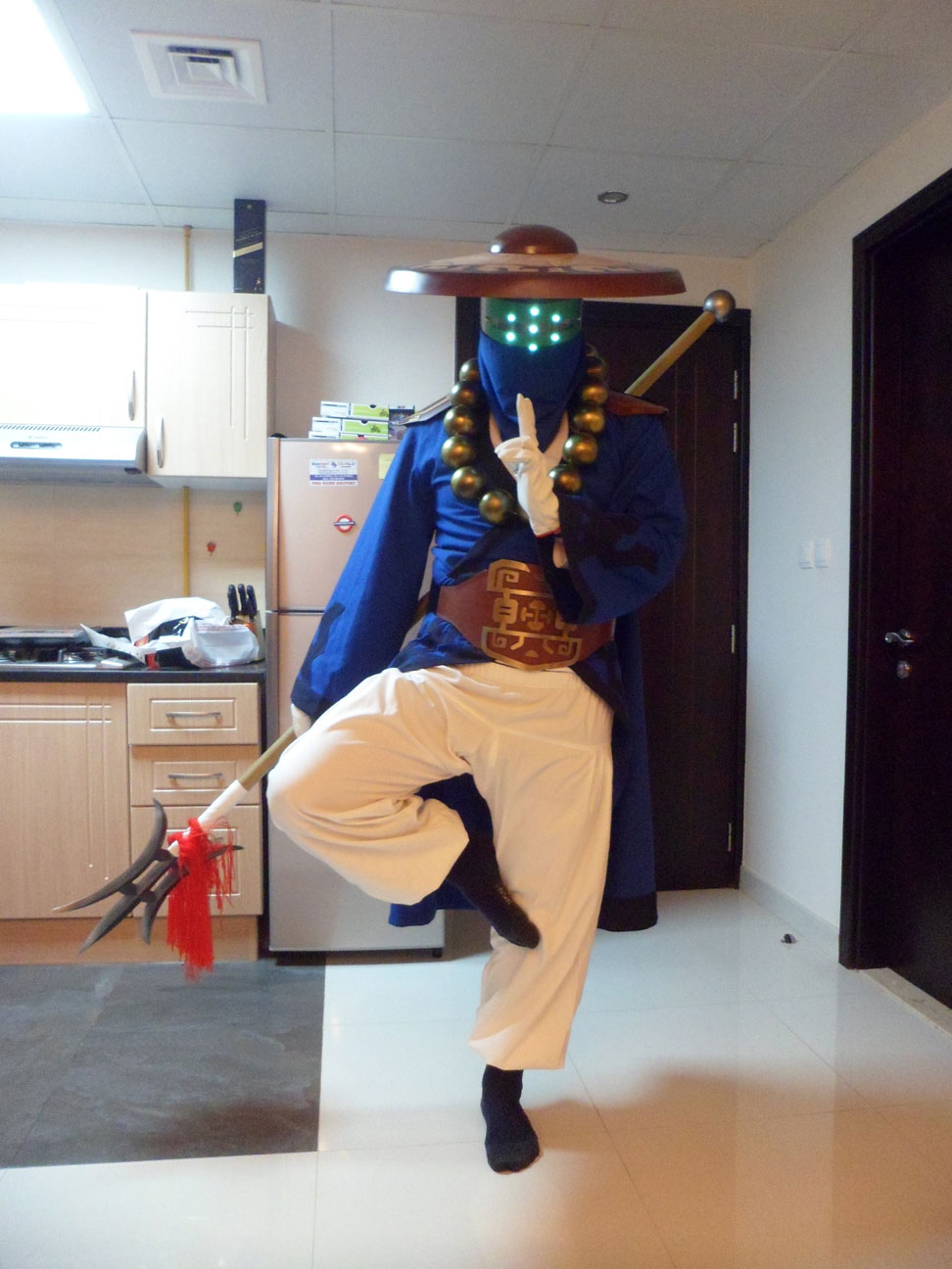 Figures - Costumes - Jax League Of Legends