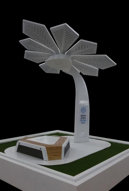 Scale Models - Figures - Rest Palm