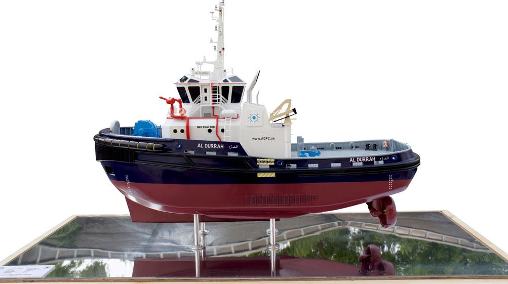 Scale model -  Ship - Al Durah