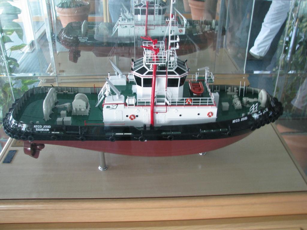 Scale model -  Ship - Atco