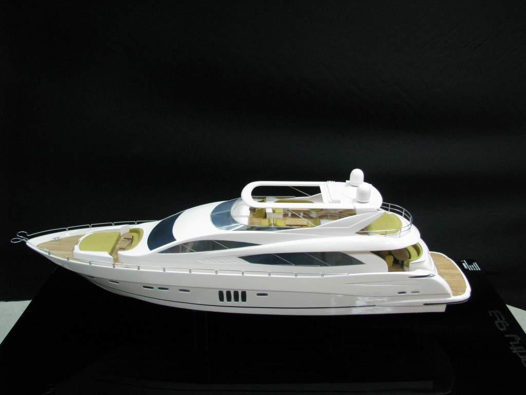 Scale Models - Yacht - Integrity 93