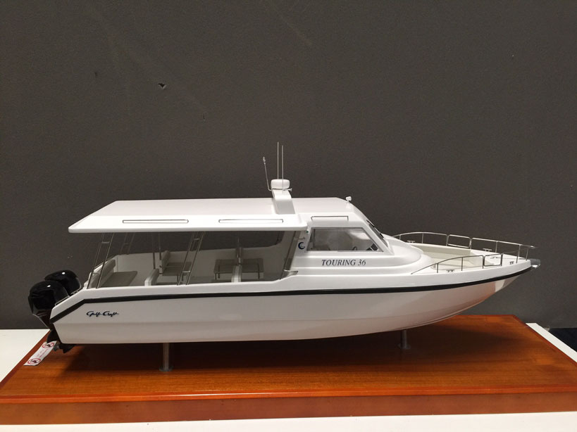 Scale Model - Yacht - Touring 36