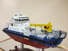Scale Model - Ships - COS Ship
