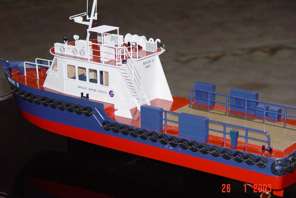 Scale Model - Ships - Inchcape 16