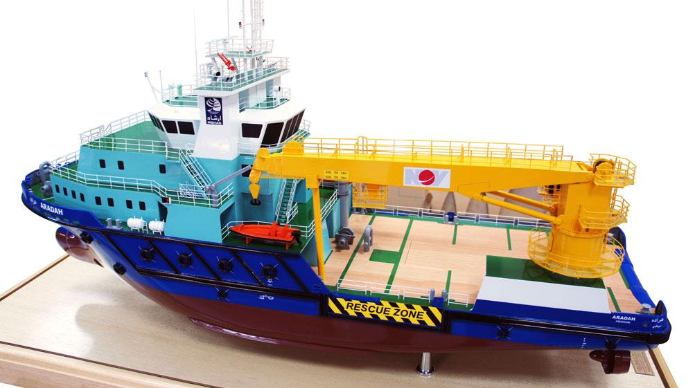 Scale Model - Ships - Aradah