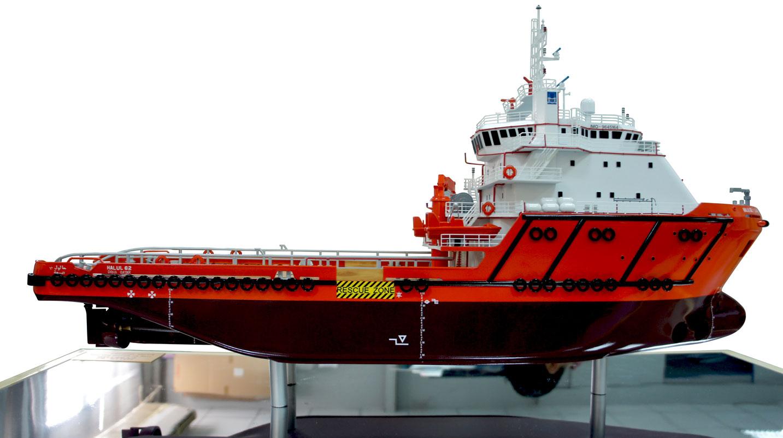 Scale Model - Ships - Halul 62