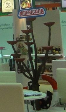 Scale Models - Figures - Display shelves Tree