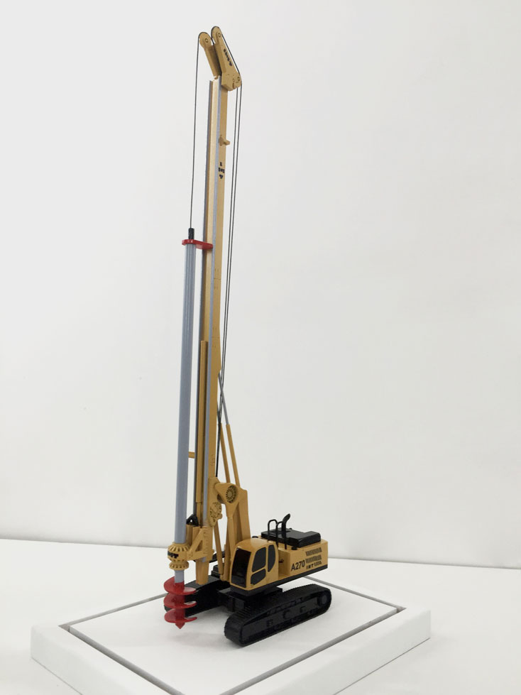 Scale Model - Vehicles - Dip Foundation Machine AF190
