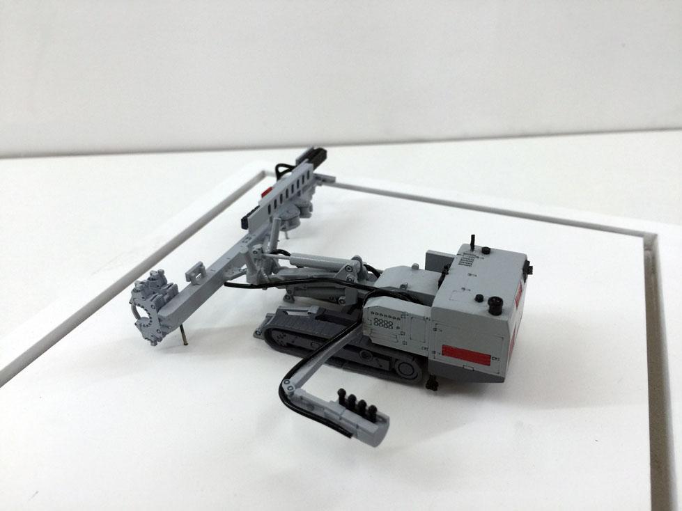Scale Model - Vehicles - Dip Foundation Machine M15
