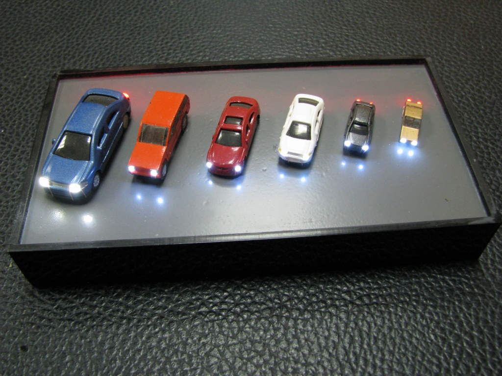 Scale Model - Vehicles - Cars