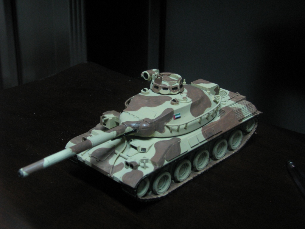 Scale Model - Vehicles - Military - Tank